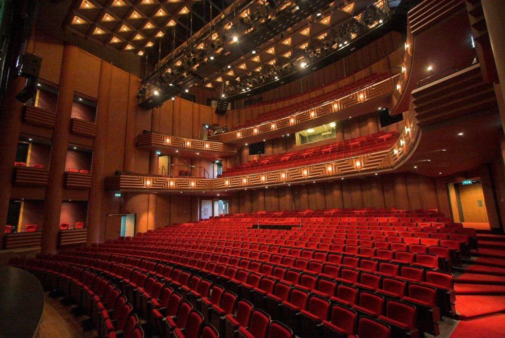 Theater de spiegel geplande evenementen