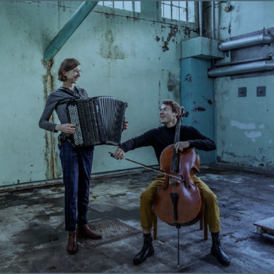 Clazzi - met Job Jurre Huiskamp | cello, Dirk Overbeek | accordeon en Sanne Bakker | harp