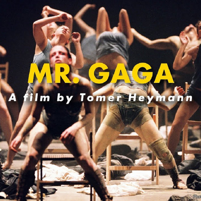Club Cele | Buitenfilm Perrontheater: Mr. Gaga | Talk of the Town Zwolle