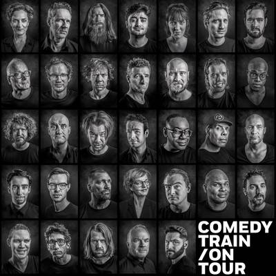 Comedytrain On Tour - De top van de Nederlandse stand-up comedians