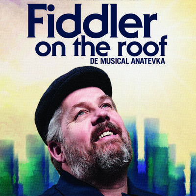 Thomas Acda in musical Fiddler on the Roof