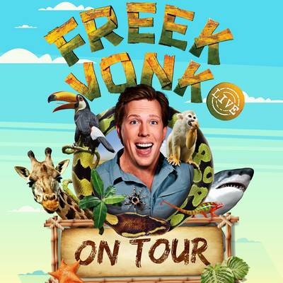 Freek Vonk - Live On Tour