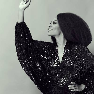 Giovanca Honours Diana Ross
