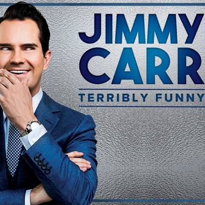 Hedon & Zwolse theaters presenteren Jimmy Carr - Terribly Funny