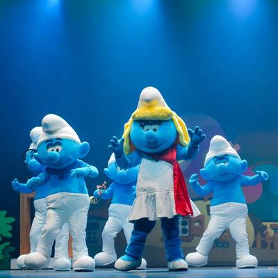 Smurfen de Musical 3+ - Life on stage