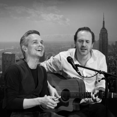 Sounds of Silence - Simon & Garfunkel Accoustic