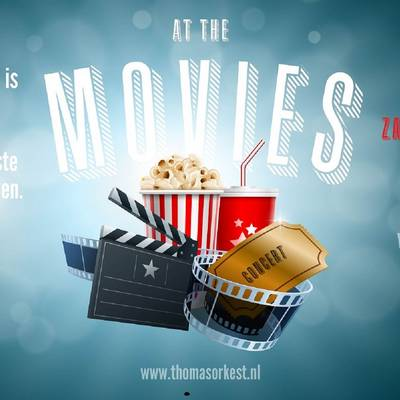Thomas Orkest - At the Movies! - Een avond Filmmuziek