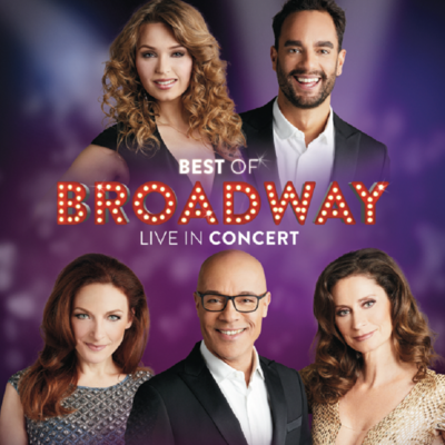 Best of Broadway - met Pia Douwes, Stanley Burleson, Willemijn Verkaik e.a.