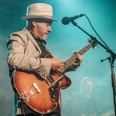Paul Carrack - 2019 TOUR - Support:Tessa Belinfante